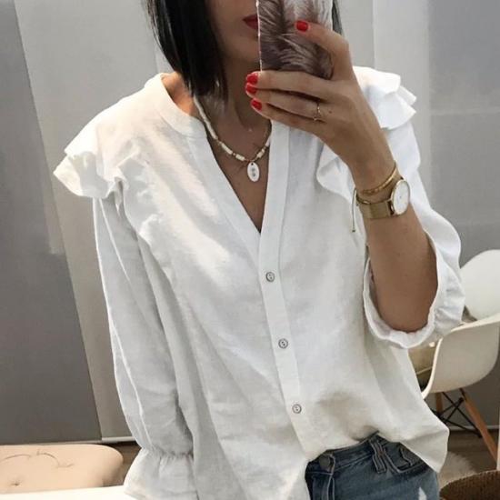 bijoux tendance collier heishi surfer pendentif nacre bijoux créateur made in france look instagram flavie flaflavflavia